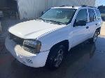 Lot: 7 - 2007 Chevy Trailblazer SUV - Key / Started & Drove