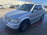 Lot: 17 - 1999 Mercedes-Benz ML350 SUV - Key / Started & Drove