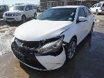 Lot: 07-168810 - 2015 Toyota Camry - Key / Started & Ran