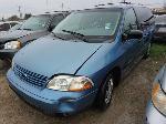 Lot: 14-168574 - 2003 Ford Windstar Van