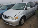 Lot: 15-168682 - 2001 Honda Odyssey Van