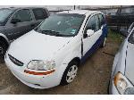Lot: 24-168407 - 2007 Chevrolet Aveo