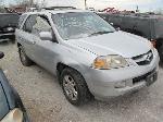Lot: 806 - 2004 ACURA MDX SUV