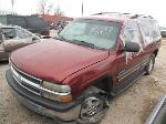 Lot: 815 - 2002 CHEVROLET TAHOE SUV