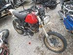 Lot: 839 - 2008 QLINK MOTORCYCLE