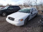 Lot: 4219a - 2005 FORD CROWN VICTORIA