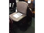 Lot: 72 - (7) STACKABLE CHAIRS