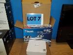 Lot: 7 - Swann Compact Security System