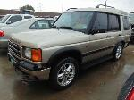 Lot: B9100878 - 2000 LANDROVER DISCOVERY SERIES II SUV