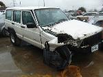 Lot: B9120170 - 1998 JEEP CHEROKEE SE SUV - KEY