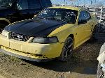 Lot: 475 - 2003 FORD MUSTANG - KEY