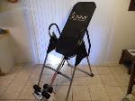Lot: A7764 - Sunny Health & Fitness Inversion Table