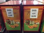 Lot: 6546 - (2) BIC Food Service Carts