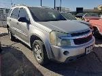Lot: 108312 - 2007 Chevrolet Equinox SUV - KEY