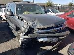 Lot: 262443 - 2002 Chevrolet Tahoe SUV - KEY