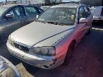 Lot: 593932 - 2003 Hyundai Elantra  - KEY