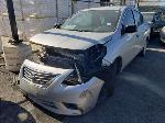 Lot: 862802 - 2014 Nissan Versa