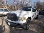 Lot: 17 - 2002 DODGE RAM 1500 PICKUP