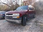 Lot: 21 - 2003 CHEVY TAHOE SUV