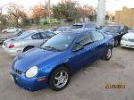 Lot: 34 - 2004 DODGE NEON - KEY / STARTED