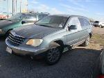 Lot: A 33-363328 - 2007 CHRYSLER PACIFICA TOURING SUV