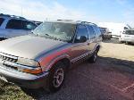 Lot: A 36-117640 - 1998 CHEVROLET BLAZER SUV