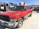 Lot: 56296 - 1998 DODGE 1500 PICKUP - KEY / RUNS & DRIVES