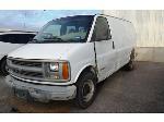 Lot: 02-23453 - 1997 Chevrolet 3/4 Ton Cargo Van