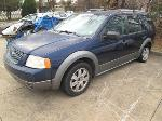 Lot: 17-0039  - 2005 FORD FREESTYLE SUV