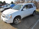 Lot: 19-0014  - 2007 CHEVROLET EQUINOX SUV
