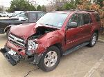 Lot: 19-1525  - 2005 TOYOTA 4-RUNNER SUV