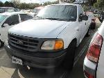 Lot: 19-2617  - 2004 FORD F-150 HERITAGE PICKUP