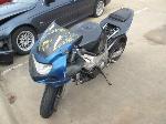 Lot: 19-2724  - 2002 SUZUKI GSX-R600K MOTORCYCLE