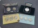 Lot: 1347 - MT. RUSHMORE, YELLOWSTONE COINS & COIN SETS