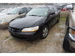 Lot: 11-69476 - 2000 Honda Accord - Key / Started