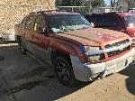 Lot: 4 - 2002 Chevy Avalanche Pickup