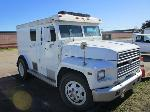 Lot: 20-03 - 1985 Ford Armored Truck - Key
