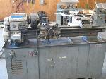 Lot: 01 - ROCKWELL METAL LATHE W/ STAND