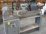 Lot: 07 - WOOD LATHE W/ CAGE GUARD