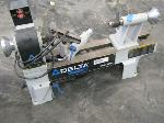 Lot: 16 - DELTA MINI WOOD LATHE