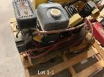 Lot: 01 - Titan Air Compressor
