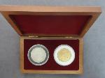 Lot: 8229 - MORGAN DOLLAR & 1986 $50 GOLD COIN