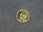 Lot: 8256 - 1/10 OZ. GOLD COIN