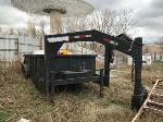 Lot: B 47-NA - 2000 TRAILER - FOR PARTS ONLY