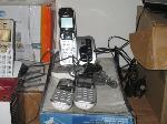 Lot: 16 - (Approx 9 Sets) Cordless Phones w/Bases