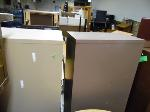 Lot: 65.UVA - (14) FILE CABINETS, MULTIMEDIA PODIUM, TABLES