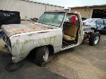 Lot: 68.UVA - (2) CHEVY TRUCK BEDS & DODGE PICKUP - FOR PARTS