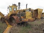 Lot: 113-Equip#SAN989028 - 1998 Caterpillar 836C Compactor