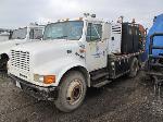 Lot: 119-Equip#SAN1963095 - 1996 International 4700 Lub Truck  - Key