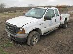 Lot: 121-Equip#SAN051014 - 2005 Ford F250 4x4 Extended Cab Pickup - Key